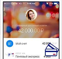 Почта Банк Мобильный банк